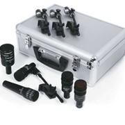 Набор инструментальных микрофонов для ударных Audix DP5a фото