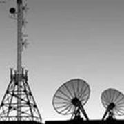 Проектирование сетей и линий спутниковой связи фото