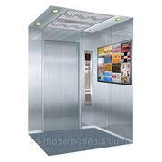 Реклама в лифтах и подъездах. Скидки - 50% фото