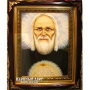 Иконы писаные Агапит Печерский, Киев, Код товара: ОГр-40 фото