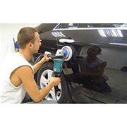 Предпродажная подготовка автомобиля. фото