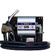 Узел для заправки дизельным топливом со счетчиком WALL TECH 60 - , 220В, 60 л/мин. фото