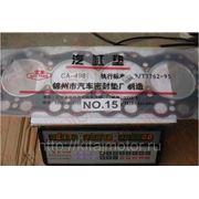 Прокладка ГБЦ FAW 1041/1051 1003030-C01 Е 3 фото