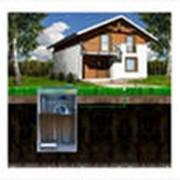 Установка автономной канализации фото