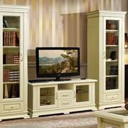 Набор мебели для гостиной слоновая кость фото