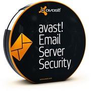 Антивирус avast! Email Server Security, 2 года (от 20 до 49 пользователей) для мед/госучреждений (ESS-06-020-24-GOV) фото