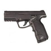 Пневматический пистолет ASG Steyr Mannlicher M9-A1 пластиковый затвор фото