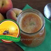 Пюре персиковое на экспорт фото