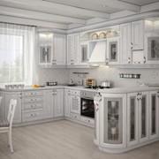 "Кухня ""Снежная Королева"" фото"