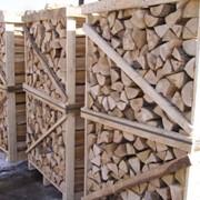 Продажа дров бук,граб (палета 1x1x2) фото