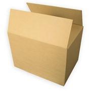 Упаковка картонная для строительных смесей в ассортименте. От производителя фото