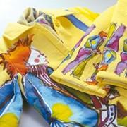 Сублимационная печать на ткани фото