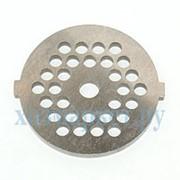 Z035.150 Решетка №2 для мясорубок Lumme LU-2104, LU-2105 (Д-54мм с ушками) фото