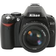 Фотоаппараты цифровые Nikon D40 Kit фото