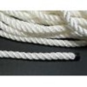 Канат полиамидный плетеный фото