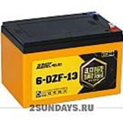 Аккумулятор 12V 16Ah Chilwee 6-DZF-13 BG Graphene для электромобиля фото