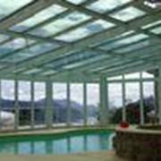 Павильоны для бассейнов, Изготовление, Проектирование фото
