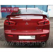 Задние светодиодные фонари Audi Style фото