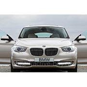 Штатные дневные ходовые огни DRL BMW 5 SERIES фото