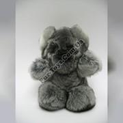 Медведь из шиншиллы фото