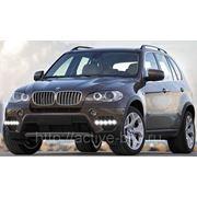 Штатные дневные ходовые огни DRL BMW 5X 2011+ фото