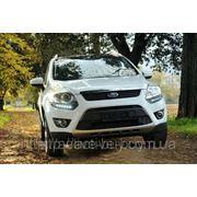 Штатные дневные ходовые огни DRL Ford Kuga фото