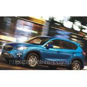 Штатные дневные ходовые огни DRL Mazda CX5 2012+ фото