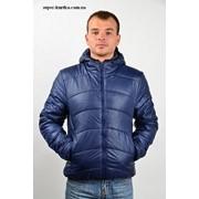 Мужские спортивные и классические куртки зимние, осенние, весенние из плащевки, лакэ, на силиконе. Новая коллекция по доступной цене. Качественный водооталкиващий материал, плотная подкладка, фурнитура. фото