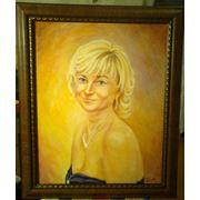 Портрет в подарок с фотографии фото