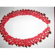 Ожерелье из коралла фото