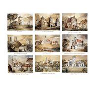 Постеры Замки и дворцы Беларуси фото