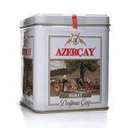 Чай черный AZERCAY BUKET (азерчай букет) 100 г жестяная банка фото
