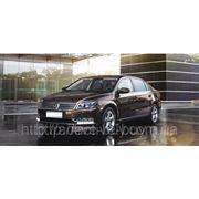 Штатные дневные ходовые огни DRL VW Passat 2012+ фото