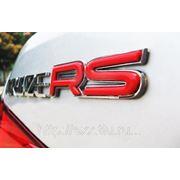 Chevrolet Cruze: стикер RS фото