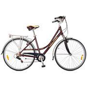 Велосипед прогулочный 28 СПАЖАРОЖНIК TR-610 фото