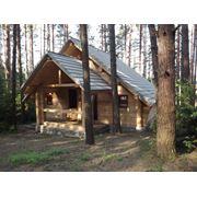 Дом из клееного бруса Викинг фото