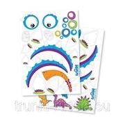 Наклейки на чемодан Dinosaur stickers Trunki (Многофункциональные аксессуары) фото