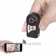 Wi-Fi Мини видеокамера ночного видения Q7 фото