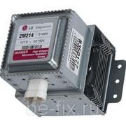 Магнетрон для микроволновой печи LG 2M214-240GP. Оригинал фото