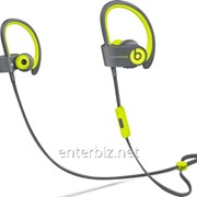 Гарнитура Beats Powerbeats 2 Wireless Active Collection Shock Yellow (Mkpx2Zm/A), арт.126202 фото