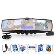 Автомобильное зеркало заднего вида с беспроводной камерой парковки фото