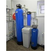 Монтаж систем водоочистки, подбор фильтров, анализ воды, замена оборудования фото