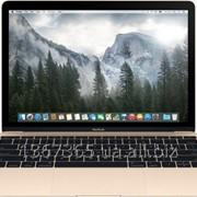 Ноутбук Apple MacBook 12' 512GB Gold (MK4N2) фото