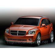 Автостекло лобовое Dodge Caliber (Додж Калибер) фото