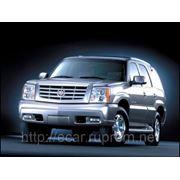 Автостекло лобовое Cadillac Escalade (Кадиллак Эскалэйд) 2000-2006 фото