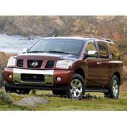 Автостекло лобовое Nissan Pathfinder Armada (Ниссан Пасфайндер Армада) фото