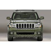 Стекло лобовое Jeep Grand Cherokee (Джип Гранд Чероки) 2005-2010 гг фото