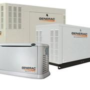 Газовые генераторы Generac фото