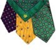 Нанесение логотипа на платки, шарфы, палантины, галстуки. Пошив. фото