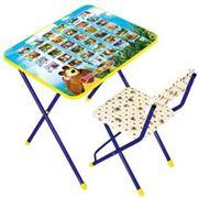 Детский столик и стульчик фото